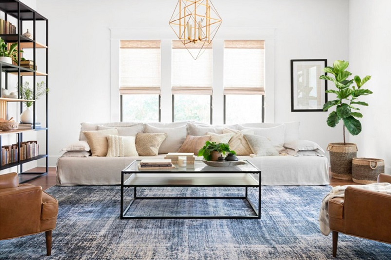 The Latest Rug Trends and How to Choose the Right Size Rug