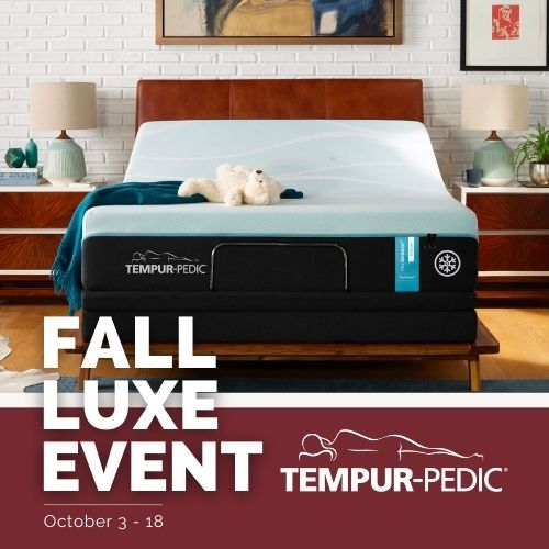 TEMPUR-PEDIC FALL LUXE EVENT
